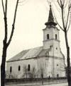 Az arnóti templom 1960 körül